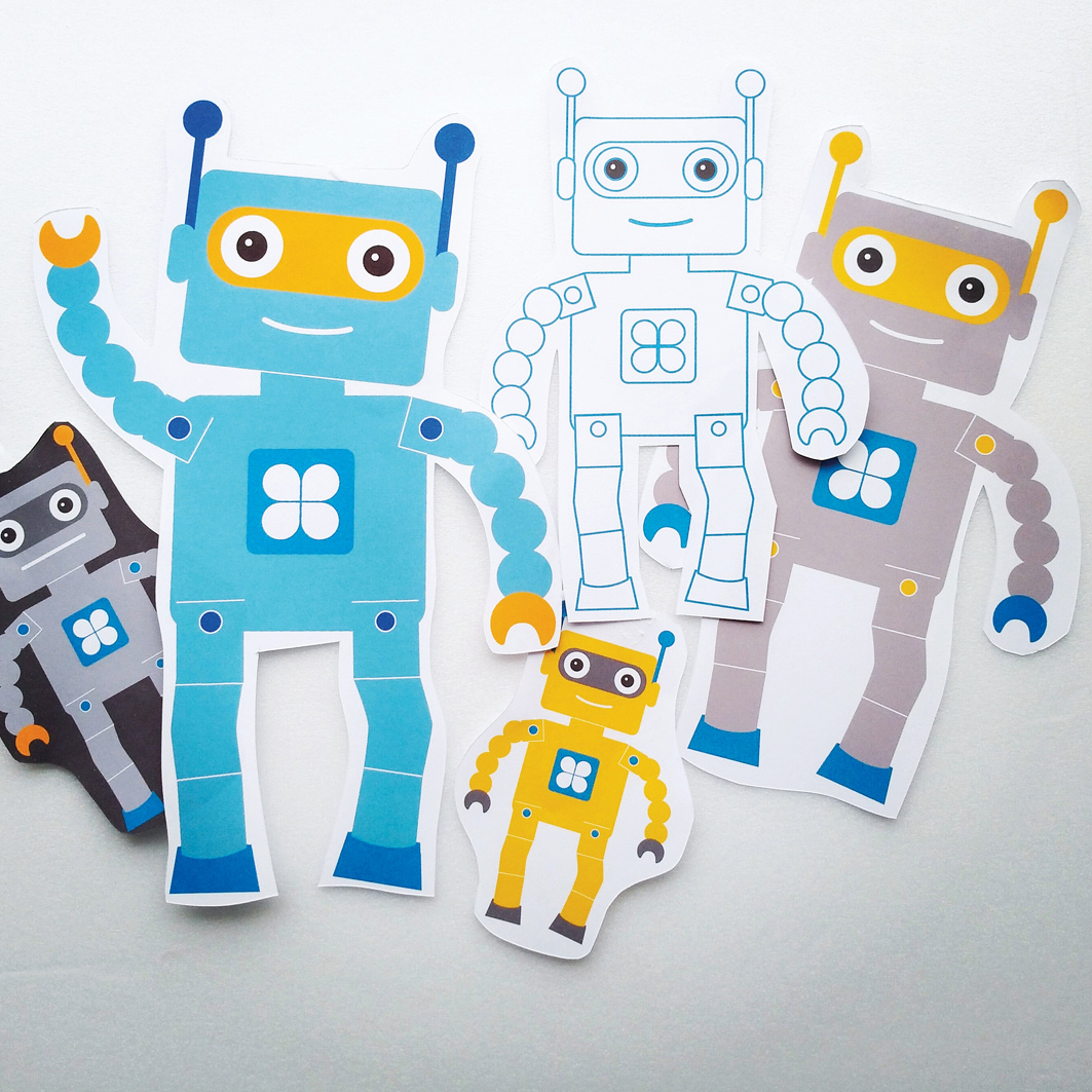 Smarteo-robots